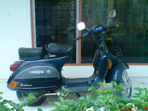 Jual Vespa Exclusive