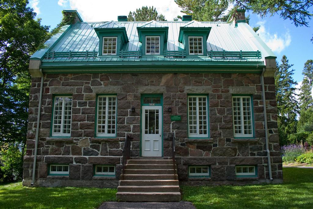 Maison Cayouette - Parc des moulins