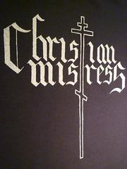 CHRISTIAN MISTRESS