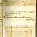 William Patterson Account Book autographs