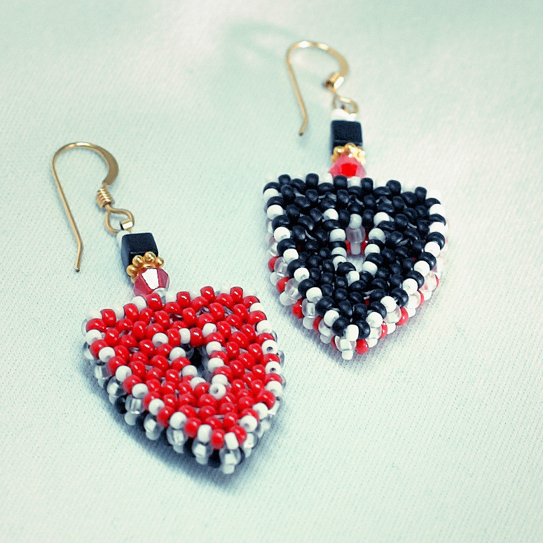 Tesserae Earrings