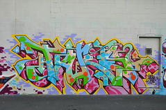 Tars AA (TARSizm) Tags: seattle wall graffiti double r ballard aa tars dvs hews