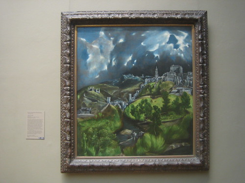 View of Toledo, El Greco (Domenikos  Theotokopoulos) _8337