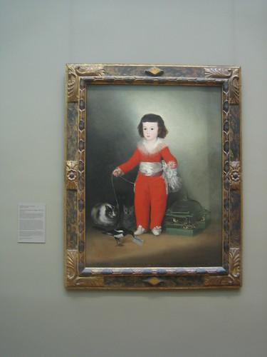 Manuel Osorio Manrique de Zuñiga, possibly 1790s, Francisco de Goya y Lucientes _8320