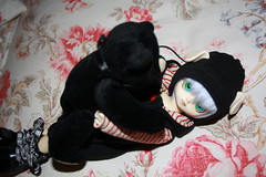 Look to the camera (Gyaku-kitsune) Tags: peanut bjd kiseki leeke yosd leekeworld