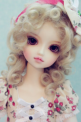 Alexa (Cyristine) Tags: ball asian doll mohair bjd volks msd jointed dollmore bambicrony mihmi
