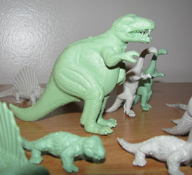 Marx Tyrannosaurus Rex
