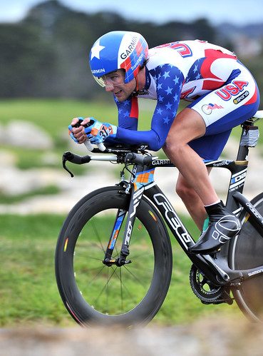 David Zabriskie - World Championships, time trial