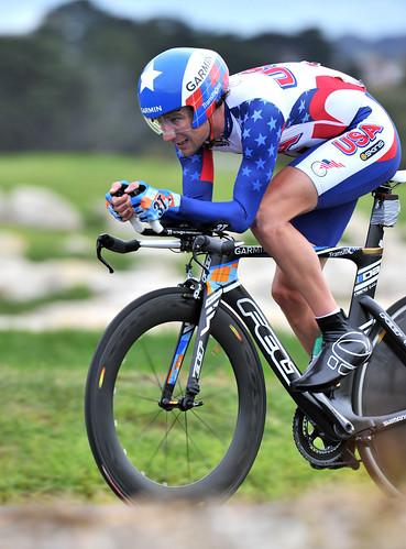 David Zabriskie - World Championships, time trial