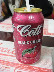 Cott Black Cherry Soda