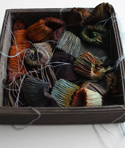 a box of autumn colour