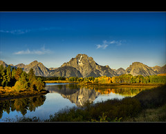 Oxbow Bend in Full Color (Wil_Bloodworth) Tags: nationalpark snakeriver wyoming grandtetons grandtetonnationalpark oxbowbend