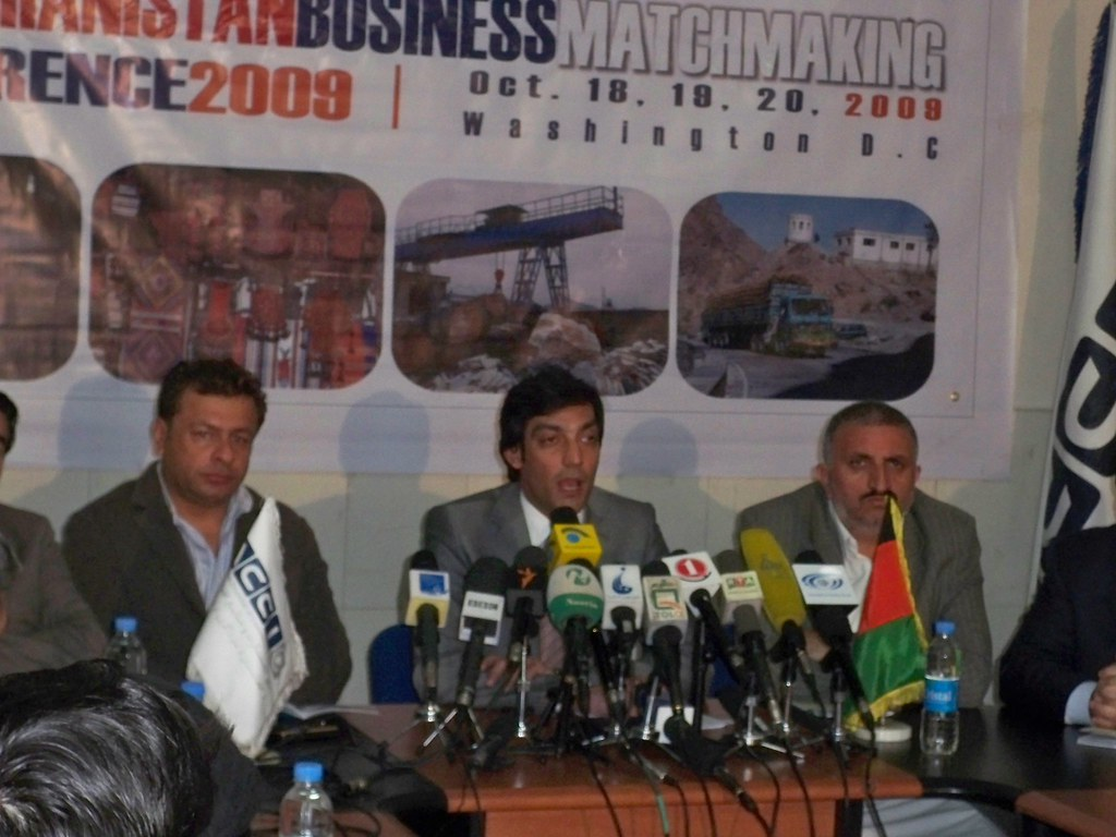 Us-afghanistan Business Matchmaking Conference