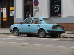Škoda 130L (Skitmeister) Tags: skoda czech cesko czechoslovakia carspot auto classic vintage pkw car skitmeister škoda