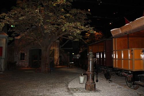 Utrecht railway museum