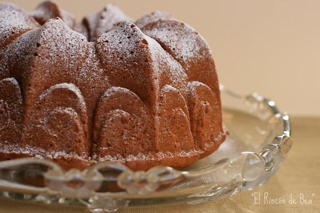 Spicy Pumkin Bund Cake
