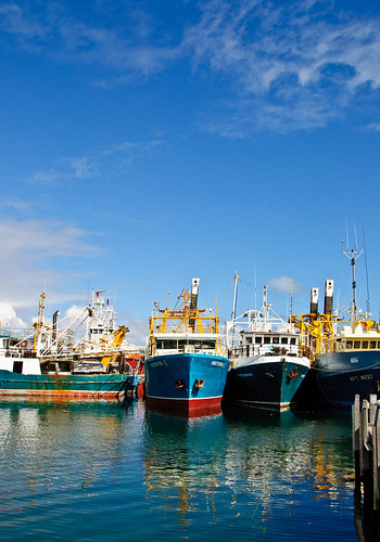 Fremantle Harbour III