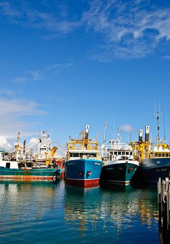 Fremantle Harbour III