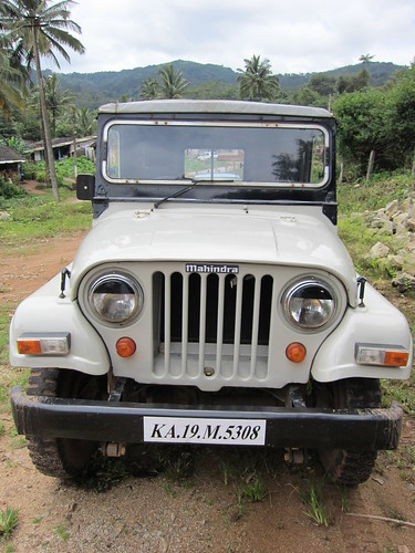 indian jeep