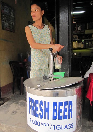 Hoi An - $0.18 Beer, So Good, We Were Repeat Offenders