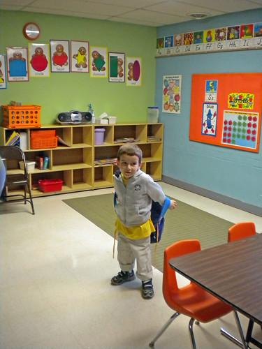 School - Classroom