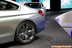 BMW concept 6 mondial automobile 17