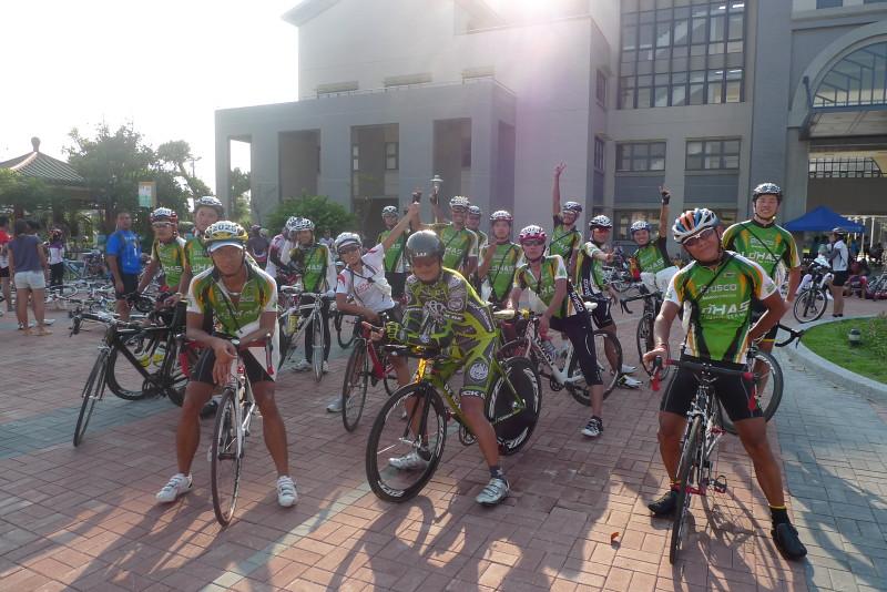 環大台北自行車賽