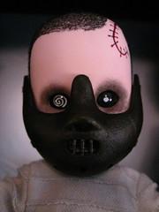 Halloween 2010 Living Dead Doll display (dastinkytwinz) Tags: halloween doll horror livingdeaddolls resurrectionsybil