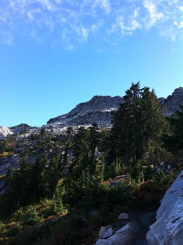 Mt. Pilchuck Lookout