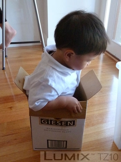 A's 1st Moon Party - J in box