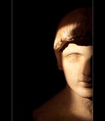 (apollon65) Tags: macro closeup canon apollo soe mykonos onblack greekgod apollon kartpostal mywinners personaltreasure lovelyphotography  reflectyourworld ringexcellence