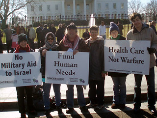 The Peaceable Assembly Campaign - January, 2010