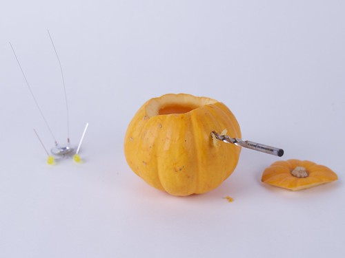 Blinky-o-lantern build