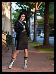 Megbri - Chilled (jfinite) Tags: beauty fashion model photoshoot charlotte uptown