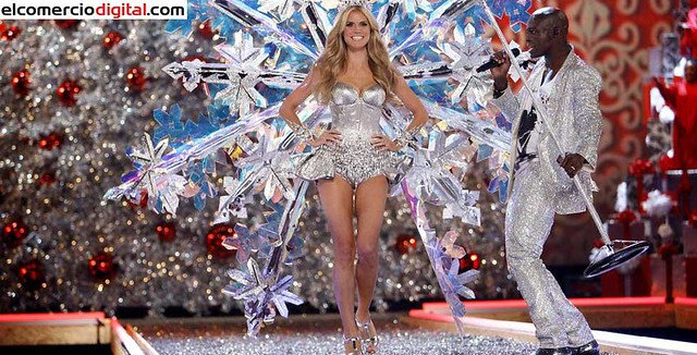 Heidi Klum no volvera a desfilar para Victoria's Secret by El Comercio Digital