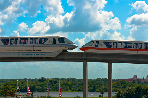 Split Second Monorail