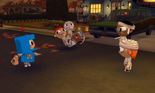 Costume Quest for PS3