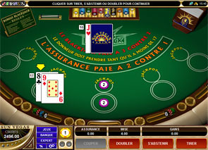Blackjack Bonus