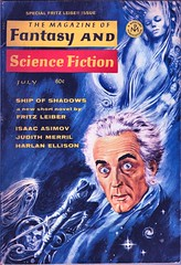 Fritz Leiber 1969-07 The Magazine of Fantasy a...