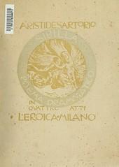 Aristide Sartorio -Sibilla