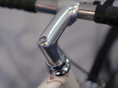 Anti thief stem bolt