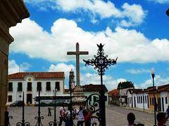 cruz e cruzeiro (Carlos A. Nascimento) Tags: square cross cruz praa worldheritage sergipe socristvo whbrasil