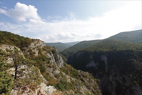 The Grand Canyon of Crimea