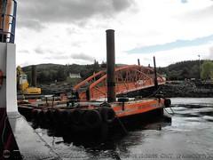 Corran Ferry- floating pier 6/7