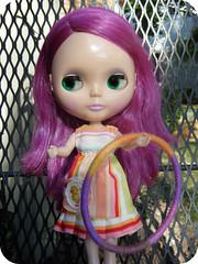 Hula Hoop for Blythe
