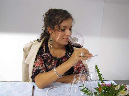 ComùnicaTI's tasting wine