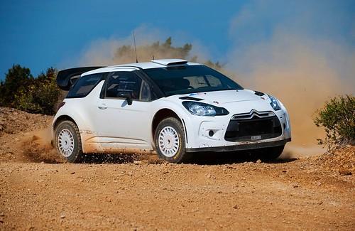 CITROËN DS3 WRC 2011
