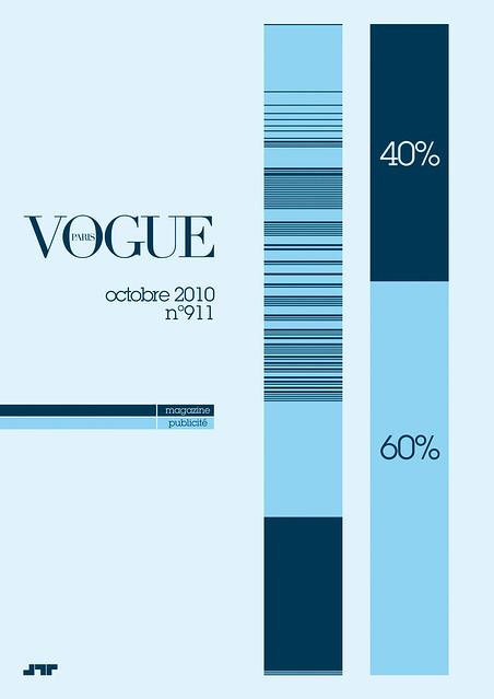 Vogue, octobre 2010 (#911)