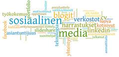 Sosiaalinen media ammatillisen verkkoidentiteetin rakentamisessa