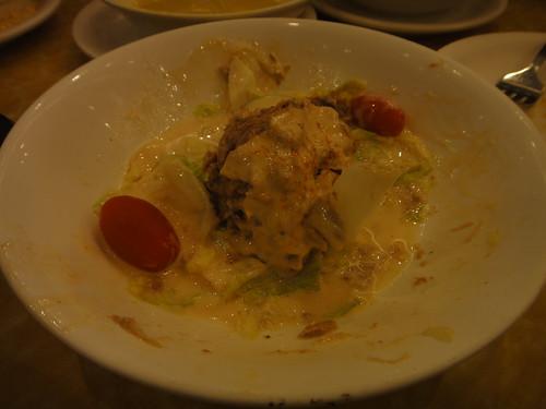 金枪鱼沙拉